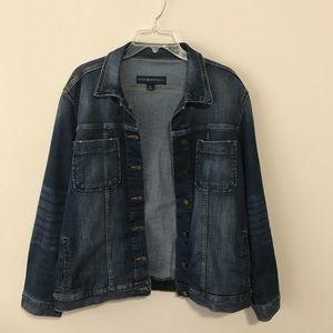 Rock & Republic Denim Jean Jacket size XL